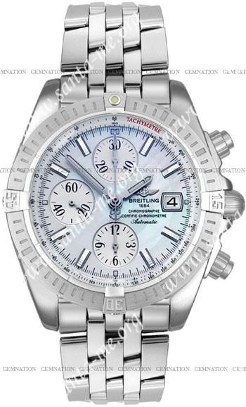 Breitling Chronomat Evolution Mens Wristwatch A1335611.A569-357A