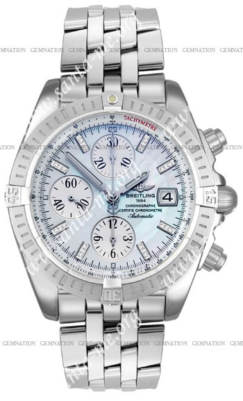Breitling Chronomat Evolution Mens Wristwatch A1335611.A570-357A