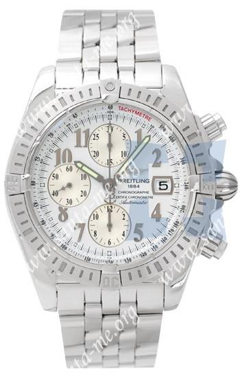 Breitling Chronomat Evolution Mens Wristwatch A1335611.A573-357A