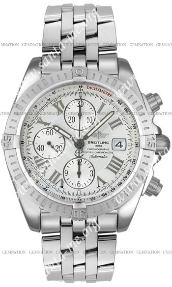 Breitling Chronomat Evolution Mens Wristwatch A1335611.A653