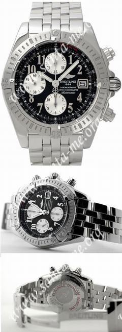 Breitling Chronomat Evolution Mens Wristwatch A1335611.B721-357A