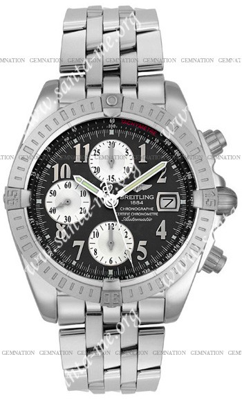 Breitling Chronomat Evolution Mens Wristwatch A1335611.B722-372A