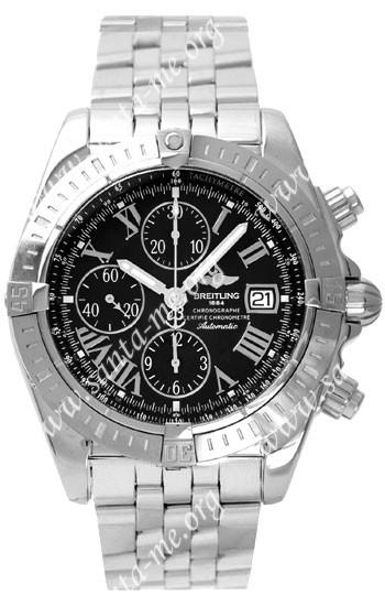Breitling Chronomat Evolution Mens Wristwatch A1335611.B898-357A