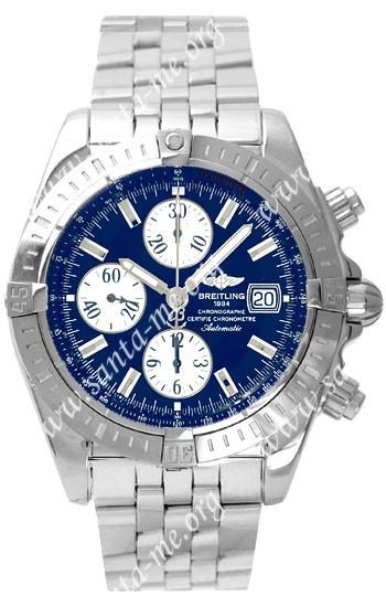 Breitling Chronomat Evolution Mens Wristwatch A1335611.C645-357A
