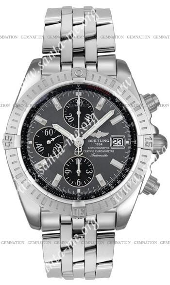 Breitling Chronomat Evolution Mens Wristwatch A1335611.F517-357A