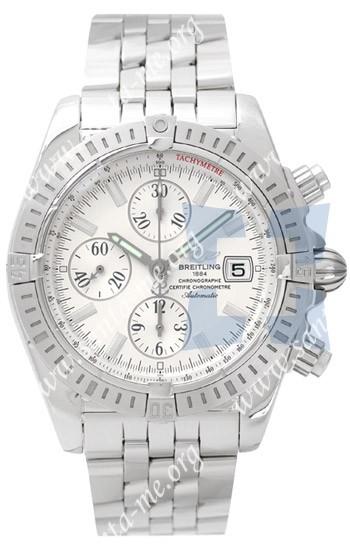 Breitling Chronomat Evolution Mens Wristwatch A1335611.G569-357A