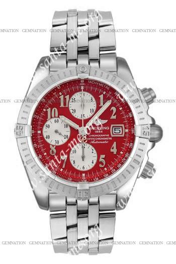 Breitling Chronomat Evolution Mens Wristwatch A1335611.K508-357A