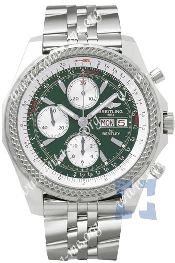 Breitling Bentley GT Mens Wristwatch A1336212.L503-SS