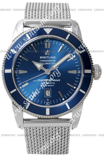 Breitling Superocean Heritage 46 Mens Wristwatch A1732016.C734-SS