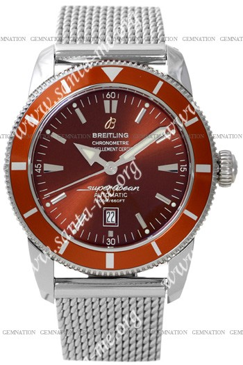 Breitling Superocean Heritage 46 Mens Wristwatch A1732033.Q524-SS