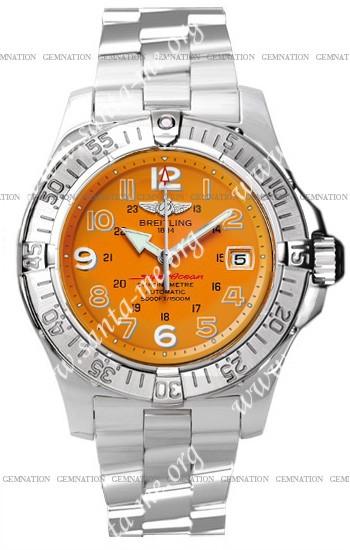 Breitling Superocean 2008 Mens Wristwatch A1736006.O506-SS