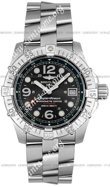 Breitling Superocean Steelfish X-Plus Mens Wristwatch A1739010.B722-894A
