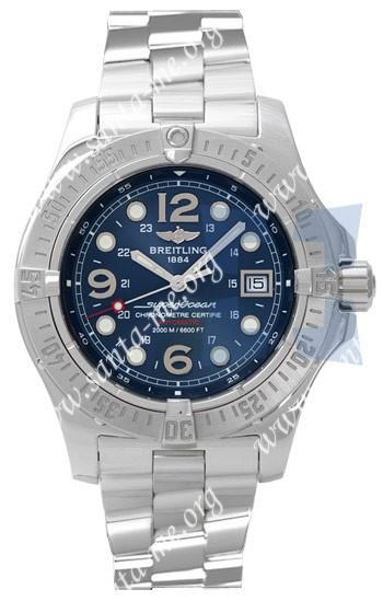 Breitling Superocean Steelfish X-Plus Mens Wristwatch A1739010.C666.894A