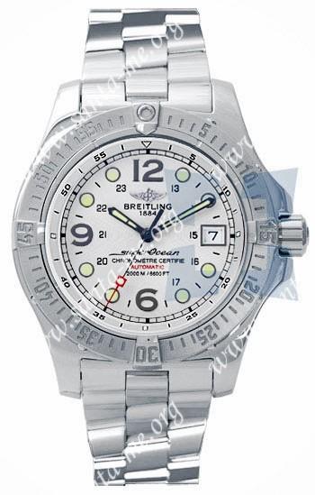 Breitling Superocean Steelfish X-Plus Mens Wristwatch A1739010.G591-894A