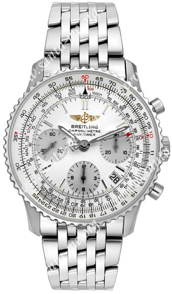 Breitling Navitimer Mens Wristwatch A2332212.G532-SS
