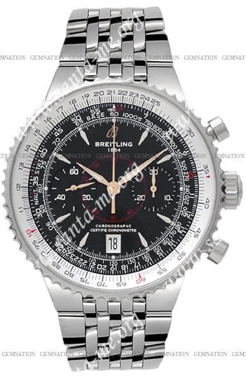 Breitling Montbrillant Legende Mens Wristwatch A2334021.B871-SS