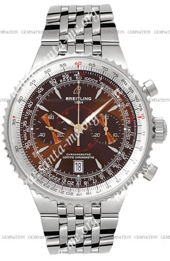 Breitling Montbrillant Legende Mens Wristwatch A2334021.Q548-SS