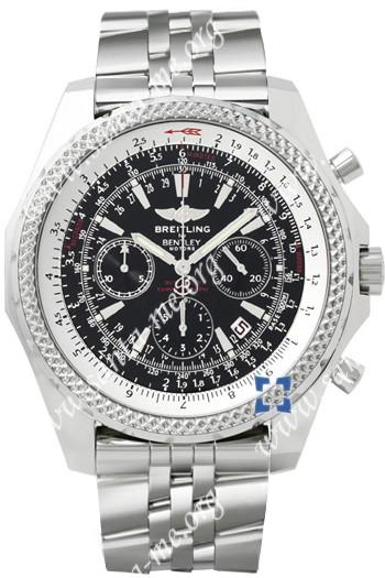 Breitling Bentley Motors Mens Wristwatch A2536212.B686-970A
