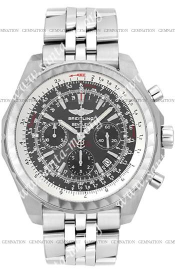 Breitling Bentley Motors T Mens Wristwatch A2536313.B814