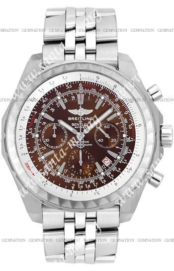 Breitling Bentley Motors T Mens Wristwatch A2536313.Q502