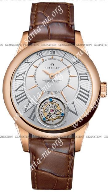 Perrelet Tourbillon Mens Wristwatch A3002.1