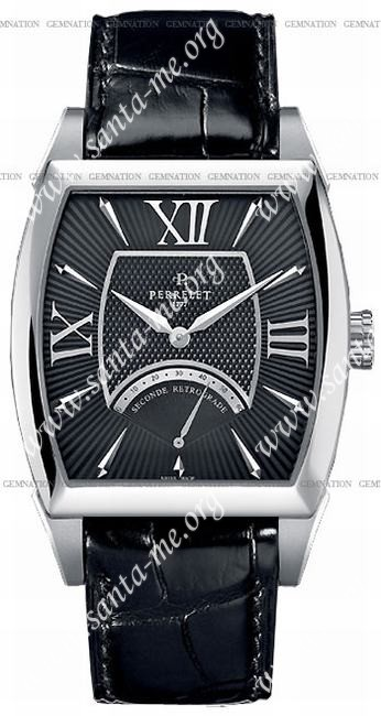 Perrelet Seconds Retrograde Mens Wristwatch A3005.2