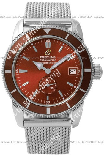 Breitling Superocean Heritage 38 Mens Wristwatch A3732033.Q543-SS