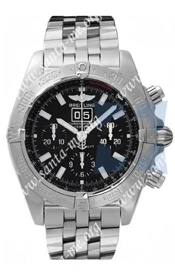 Breitling Blackbird (NEW) Mens Wristwatch A4435910.B811-PIL
