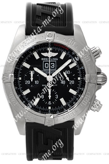 Breitling Blackbird (NEW) Mens Wristwatch A4435910.B811-RBR