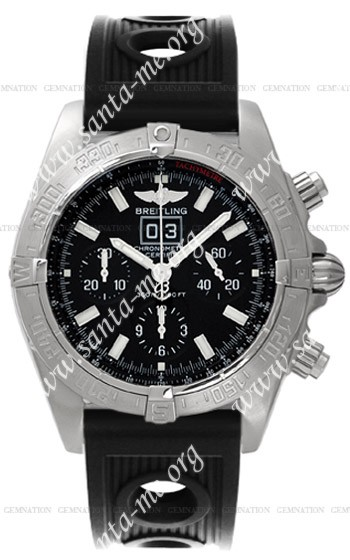 Breitling Blackbird (NEW) Mens Wristwatch A4435910.B811-RBR2
