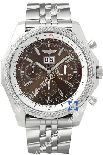 Breitling Bentley 6.75 Mens Wristwatch A4436212.Q504-SPEED