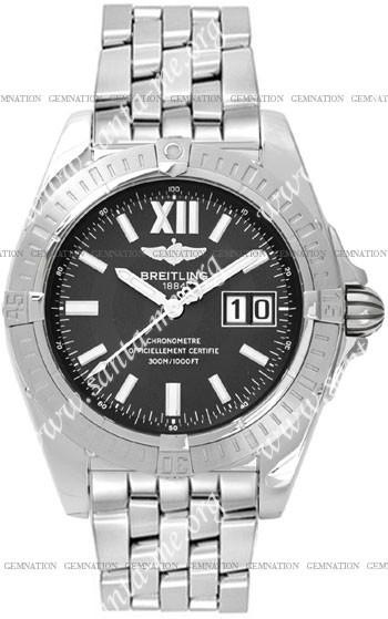 Breitling  Mens Wristwatch A4935011.F523