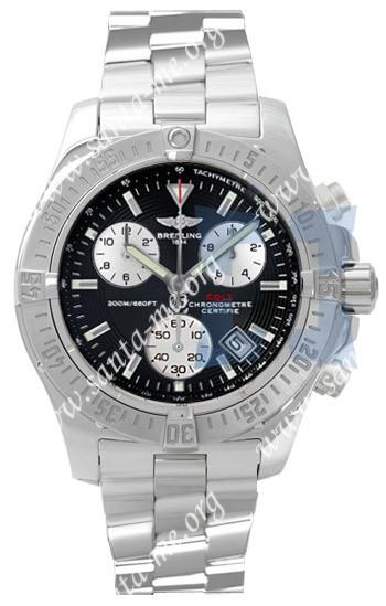 Breitling Chrono Colt II Mens Wristwatch A7338011.B782-SS