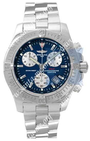 Breitling Chrono Colt II Mens Wristwatch A7338011.C674-SS