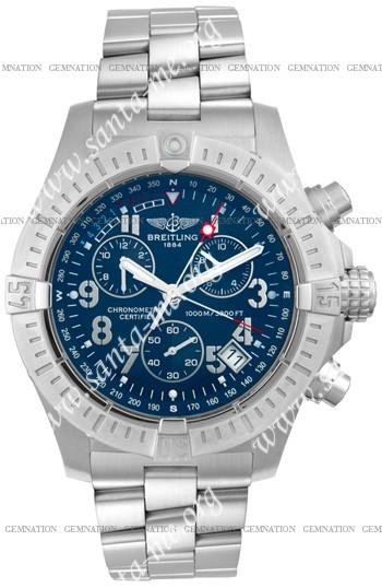 Breitling Avenger Seawolf Chronograph Mens Wristwatch A7339010.C755-PRO2