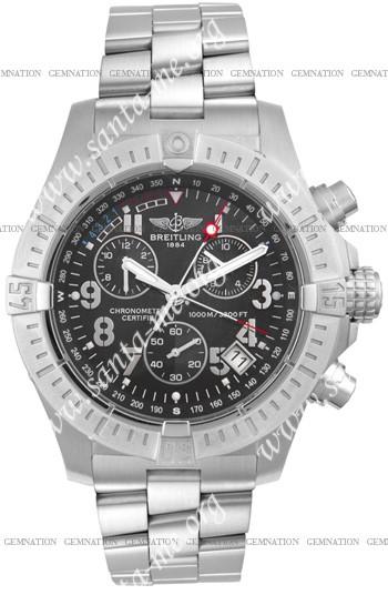 Breitling Avenger Seawolf Chronograph Mens Wristwatch A7339010.F537-PRO2