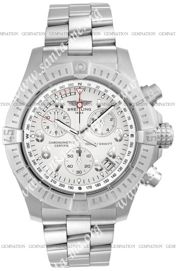 Breitling Avenger Seawolf Chronograph Mens Wristwatch A7339010.G561-SS