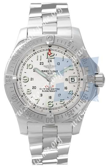 Breitling Colt Quartz II Mens Wristwatch A7438010.G598-SS