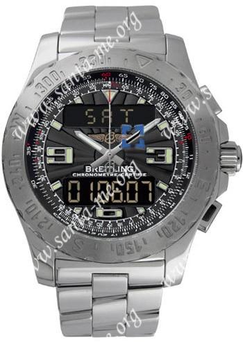 Breitling Airwolf Mens Wristwatch A7836323.B822-SS