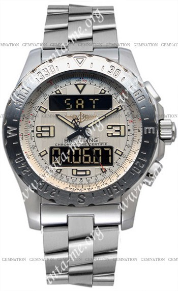Breitling Airwolf Mens Wristwatch A7836334.G653-SS