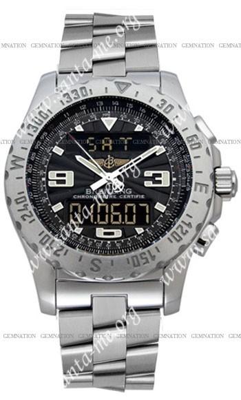 Breitling Airwolf Mens Wristwatch A7836338.F531