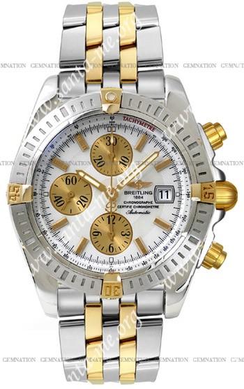 Breitling Chronomat Evolution Mens Wristwatch B1335611-G570-372D