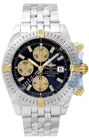 Breitling Chronomat Evolution Mens Wristwatch B1335611.B720-357A