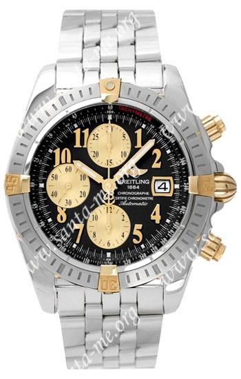 Breitling Chronomat Evolution Mens Wristwatch B1335611.B723-357A