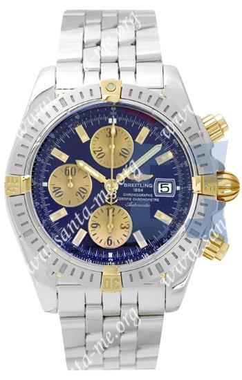Breitling Chronomat Evolution Mens Wristwatch B1335611.C646-357A