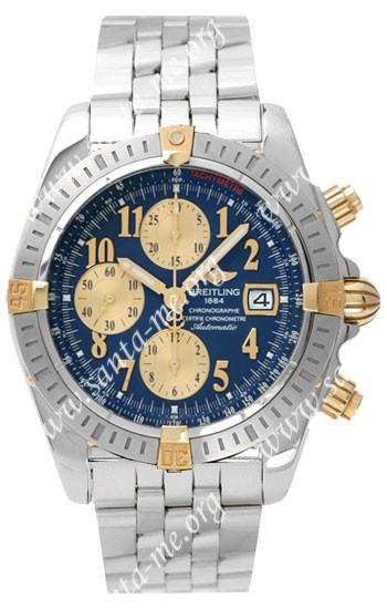 Breitling Chronomat Evolution Mens Wristwatch B1335611.C648-357A