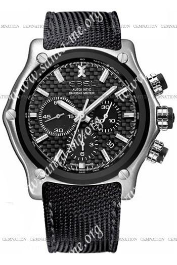 Ebel 1911 BTR Chronograph Mens Wristwatch B137L73.15335N9
