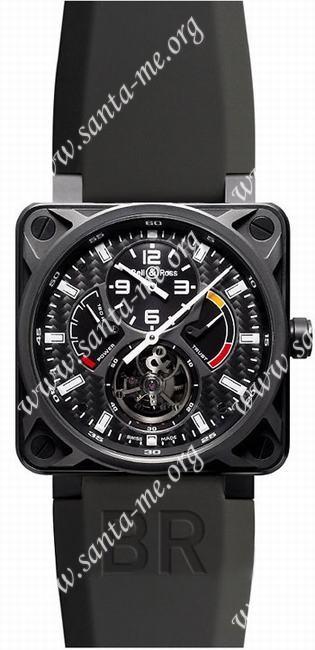Bell & Ross Tourbillon Mens Wristwatch BR01Tourbillon