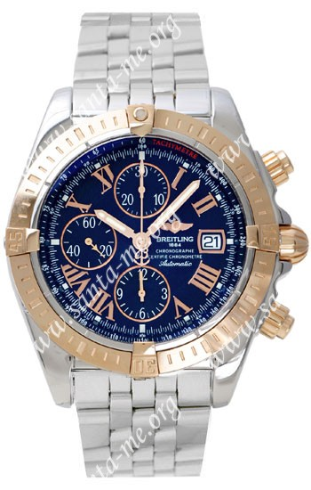 Breitling Chronomat Evolution Mens Wristwatch C1335612.C710-357A