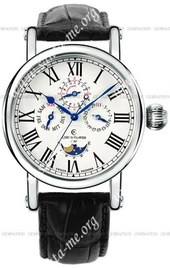 Chronoswiss  Mens Wristwatch CH1721W